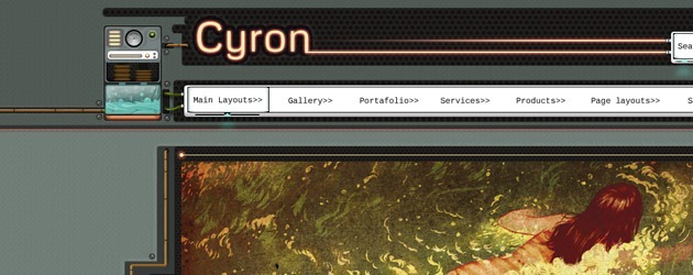 Cyron_Template