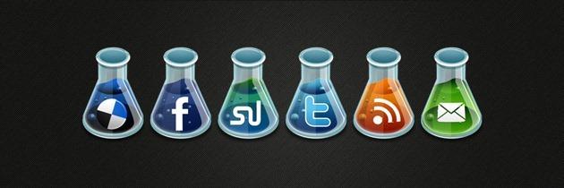 Social_media_beakers