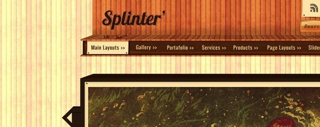 Splinter_Template