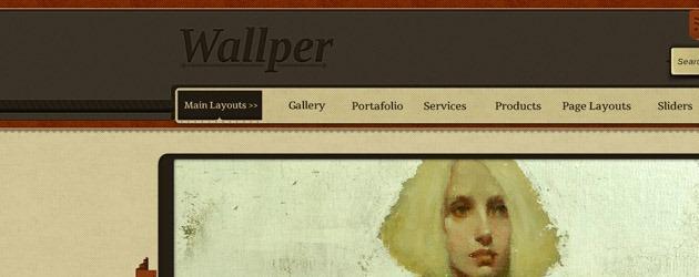 Wallper_Template