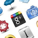 Freebie: Popular applications icon set (high quality finishing)