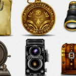 50 amazingly designed retro and vintage icons (yes, it's free too)