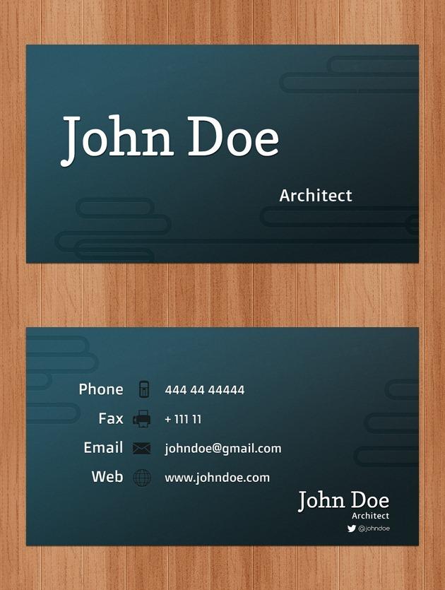 Nice Company card Professional