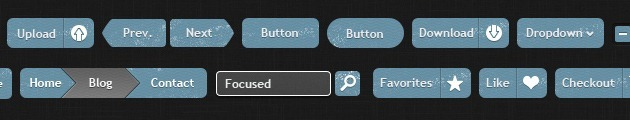 web design Buttons Sources
