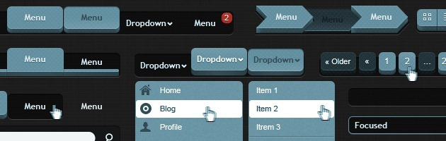 Web Gui set