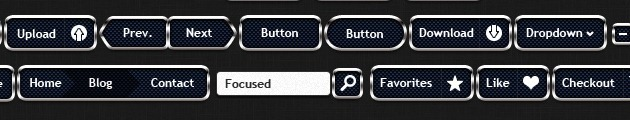 Awesome Buttons graphic
