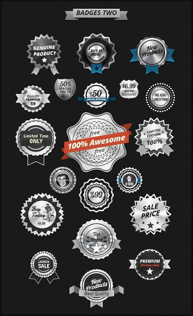 Badges Professional