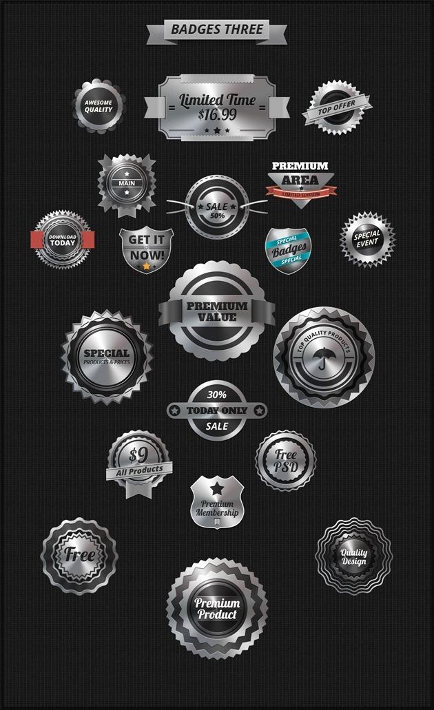 Badges free