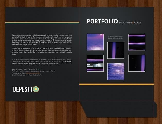 Nice folder design
