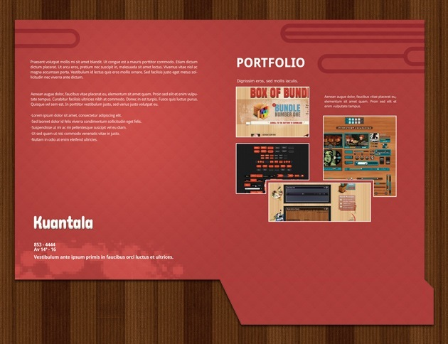 Folder free for Wordpress template folder