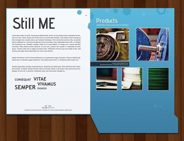 web design folder free