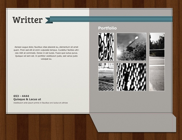 web design folder vector