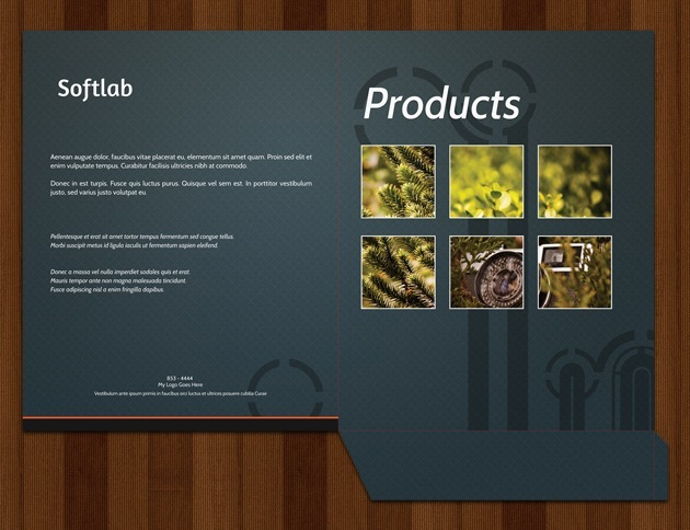 folder graphic