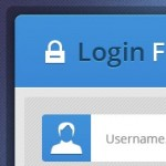 Form Templates: 250 login, register, newsletter, contact and social login templates with sources in ...