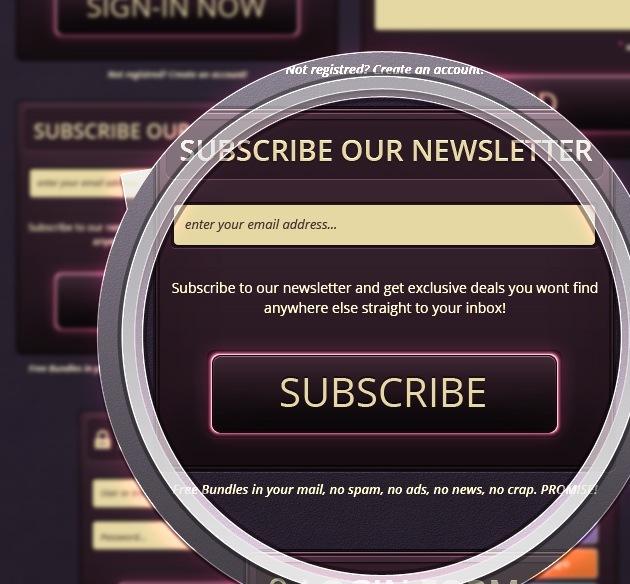 web page gui