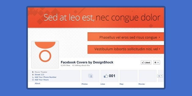 Style Facebook Cover template