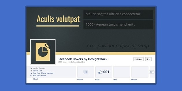 Facebook Cover pictures template
