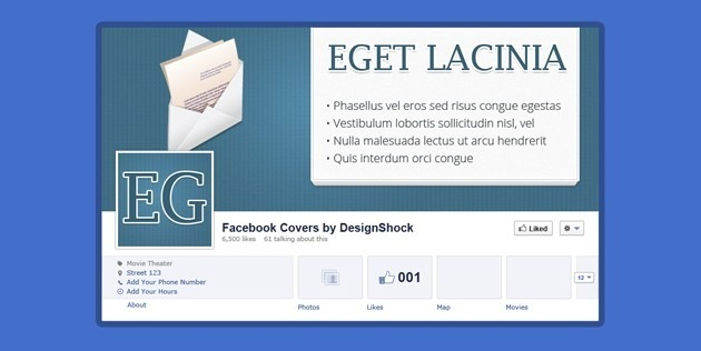 Facebook Cover pics template