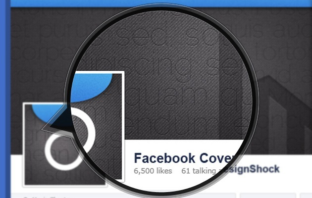 Cool fb Cover PSD