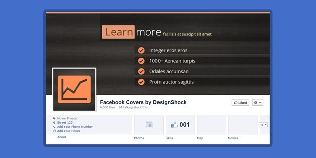 Style fb Cover template