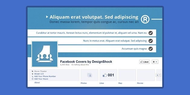 fb Cover pictures template