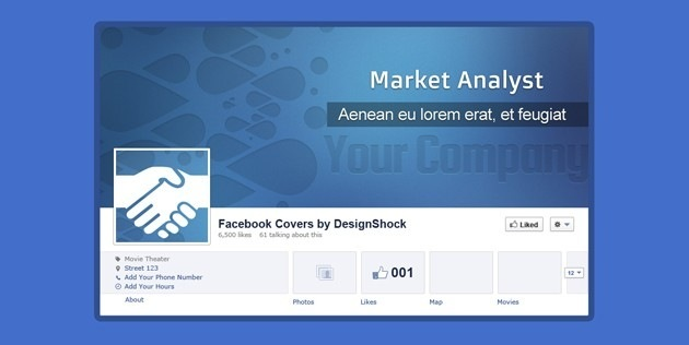 Facebook Covers PSD Pack