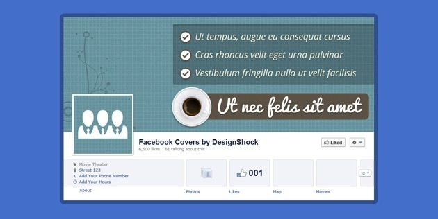 Cool Facebook Cover pack