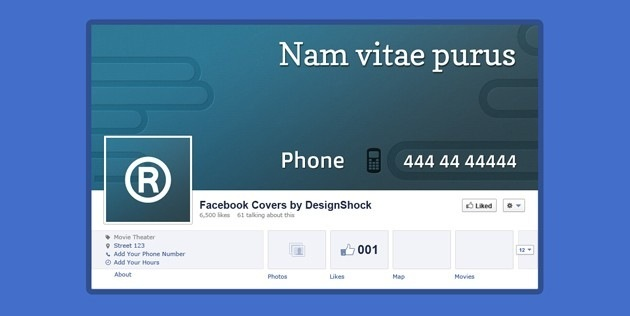 Facebook Covers Contact
