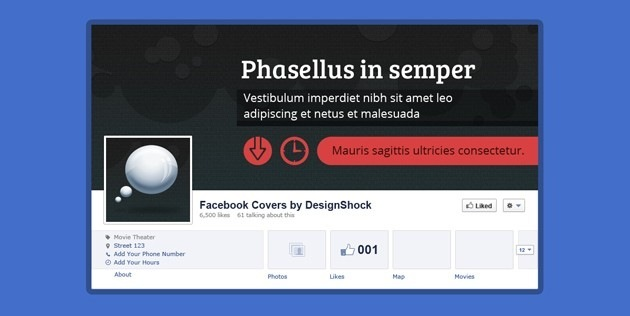 Professional fb Cover template