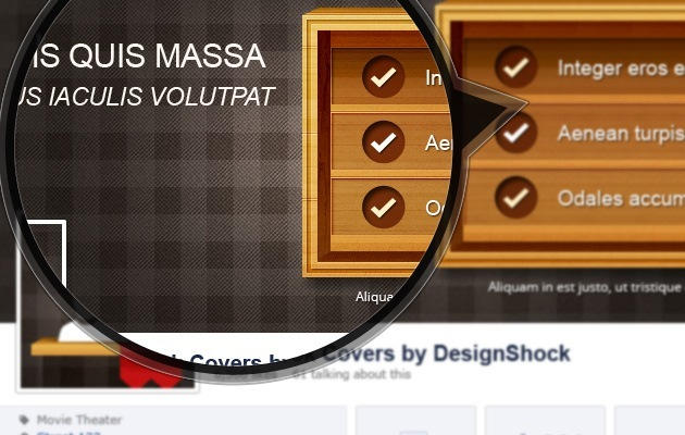 Style Facebook Cover PSD