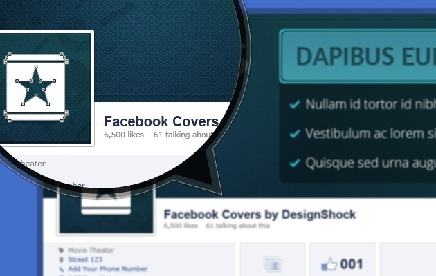 Facebook Cover banners PSD