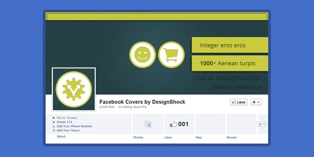 fb Covers creative