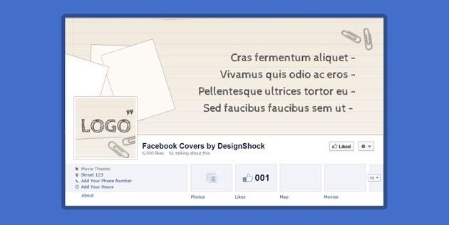simple Facebook Covers