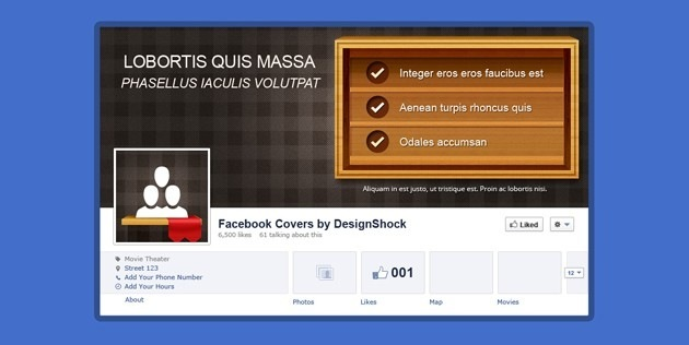 Facebook Cover banners