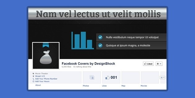 fb Cover template