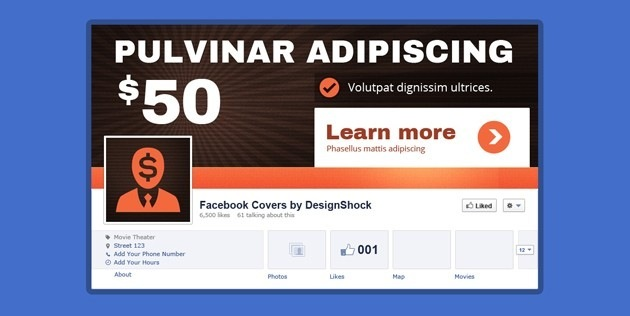 Professional Facebook Cover