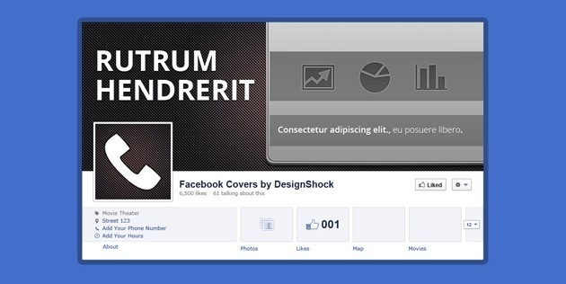 Photoshop Facebook Cover