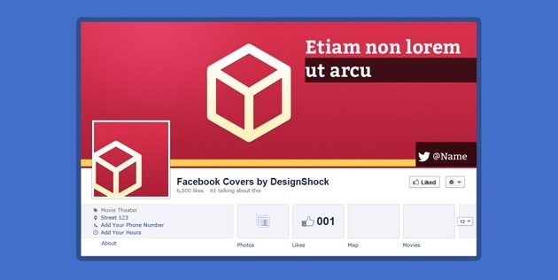simple fb Covers