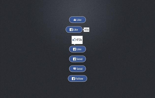 13_Facebook_Buttons