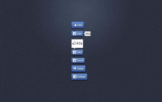 17_Facebook_Buttons