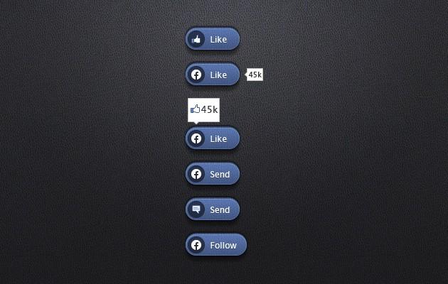 33_Facebook_Buttons