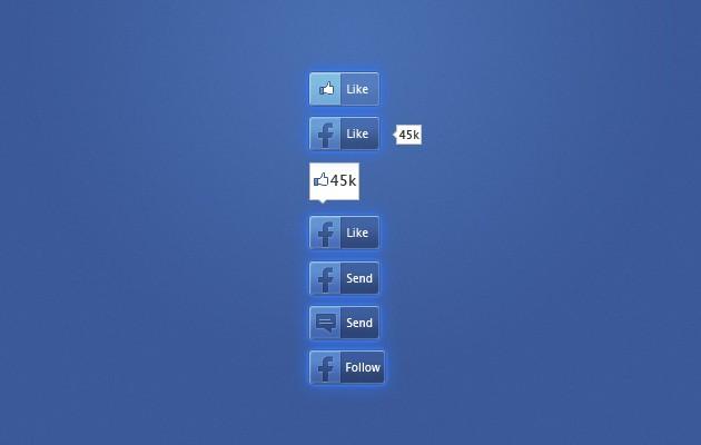 60_Facebook_Buttons