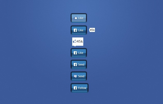 70_Facebook_Buttons