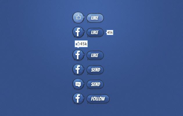 74_Facebook_Buttons