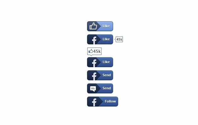 77_Facebook_Buttons