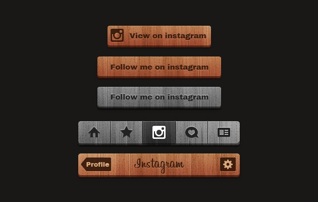 06_Instagram_Buttons