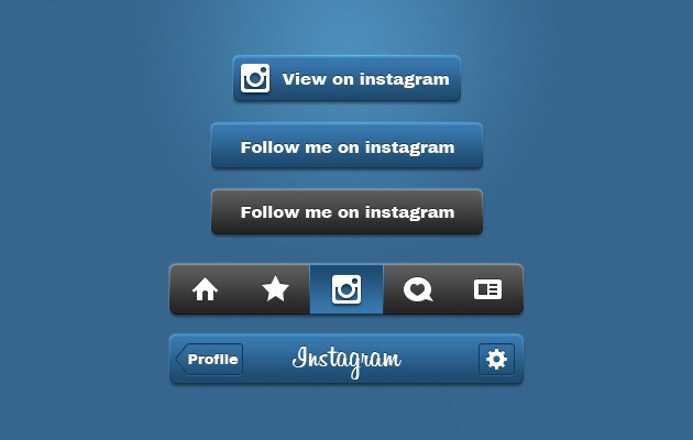 10_Instagram_Buttons