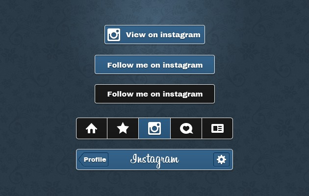 13_Instagram_Buttons