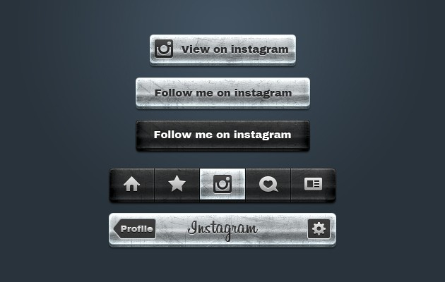 20_Instagram_Buttons