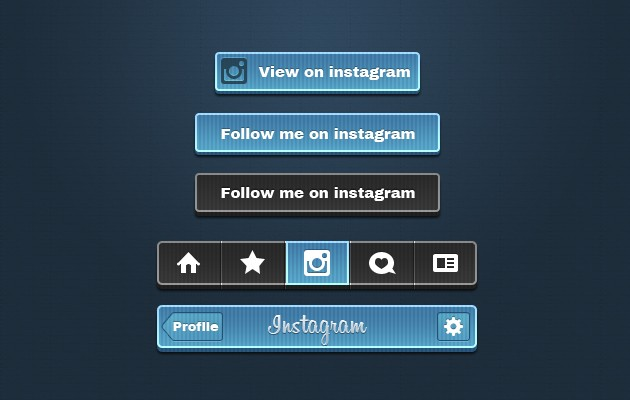 25_Instagram_Buttons